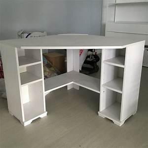 Ikea Brusali Nachttisch : ikea brusali corner desk furniture on carousell ~ Watch28wear.com Haus und Dekorationen
