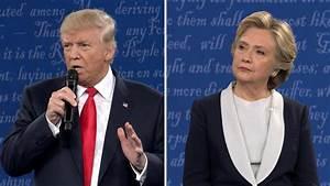 Donald Trump Discusses 'Locker Room Banter,' Comments ...