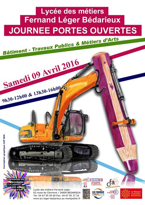 journees portes ouvertes lycee college alfred crouzet