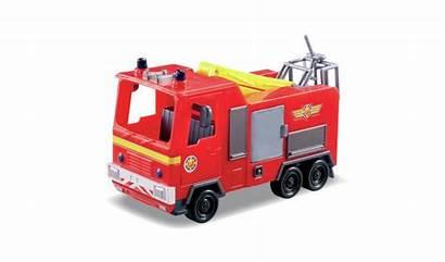 Fireman Sam Jupiter Fire Engine Argos Toy
