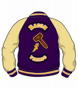 puyallup high school varsity jackets letterman jackets With color guard patches for letter jackets