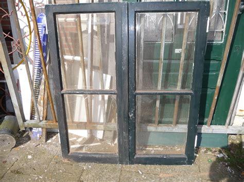 dubbel raam antieke bouwmaterialen diversen te koop bij leen oude bouwmaterialen oude deuren