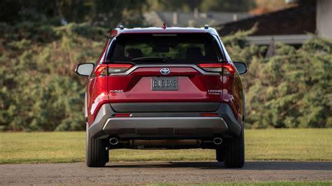 2021 Toyota RAV4 Hybrid Trim To Gas Engine, A Perfect Line-Up