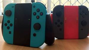 PowerA Joy Con Comfort Grip Review For Nintendo Switch