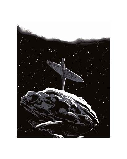 Silver Surfer Gifs Relativity Theory Francesco Giphy