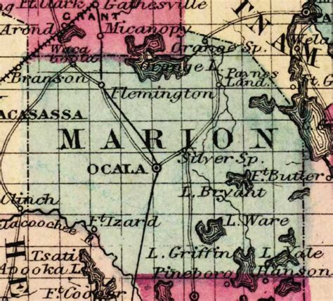 Marion County Florida Map.Best Marion County Florida Ideas And Images On Bing Find What