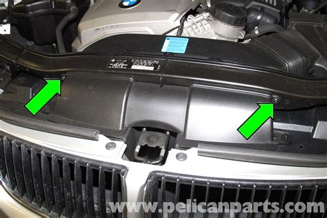 bmw  cooling fan replacement    pelican