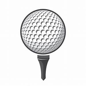 Ball golf vector material - Vector Sport free download