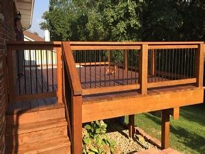 how to choose a deck stain color painting