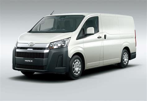 Toyota Hiace 2019 2019 toyota hiace for emerging markets carsifu
