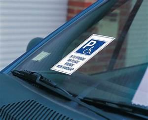 Les Places De Parking Handicapés Sont Elles Payantes : autocollant si tu prends ma place prends mon handicap seton fr ~ Maxctalentgroup.com Avis de Voitures