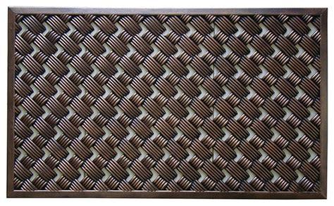modern doormats rubber grill doormat contemporary door mats by