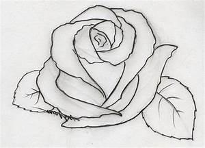 Easy Drawings For Beginners - Pencil Art Drawing