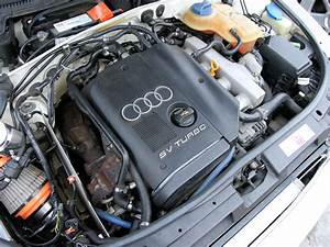 2001 Audi A4 1 8t Quattro Parts Car