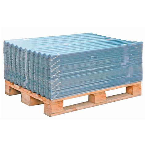 Pvcwellplatte Sinus 7618 Klar 80 Cm X 120 Cm Kaufen Bei Obi