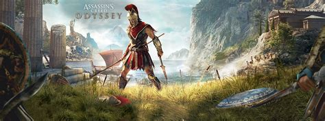 Assassin's Creed® Odyssey Game  Ps4 Playstation