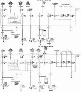 1985 Cadillac Deville Wiring Diagram