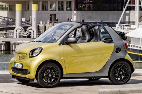 Smart Fortwo Cabrio 66kw Proxy Sequential Automatic 2018