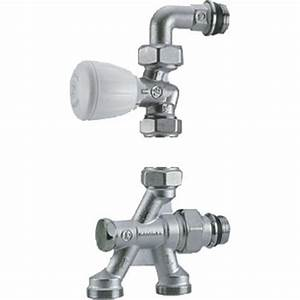 Robinet Thermostatique Giacomini : robinet droit thermostatisable monotube 4 voies r436 1tg giacomini bricozor ~ Melissatoandfro.com Idées de Décoration