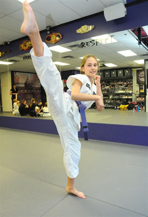 staying strong  martial arts