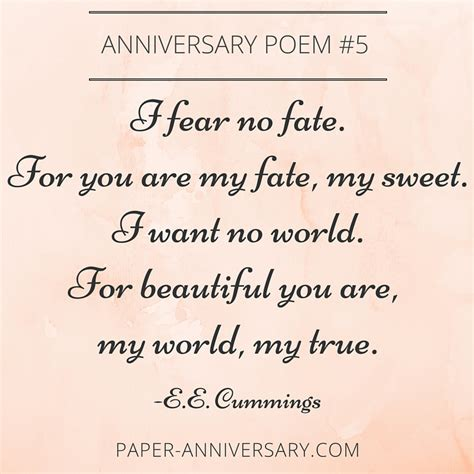Free Anniversary Poem Picture 13 beautiful anniversary poems to inspire paper