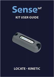 Sense User Guide Web Covers Kinetic Final