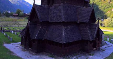 norse church  shape   years