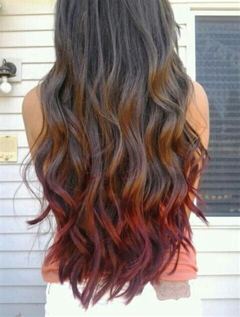 17 Best Images About Dyed Hair On Pinterest My Hair