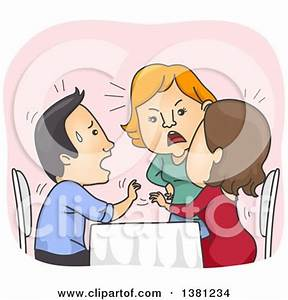 Royalty-Free (RF) Argument Clipart, Illustrations, Vector ...