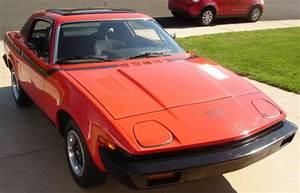 1976 Triumph Tr7 Fhc For Sale