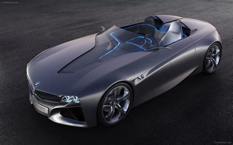 Bmw Design Concept Cars Widescreen Exotic Car Wallpaper