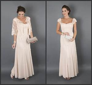 2016 bridal mother dresses for beach wedding long cap With guest of the wedding dresses