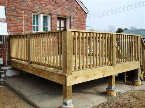 Design Ideas For Kitchens - deck building photo gallery deck builders st louis deck contractors