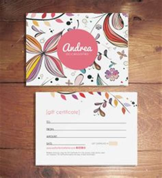 gift voucher design images gift voucher design