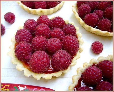 fraiser cuisine tartelettes aux framboises à voir