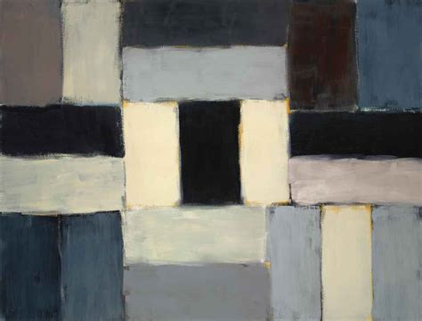 sean scully b 1945 wall of light blue blue christie s