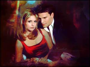Angel And Buffy - Angel And Buffy Wallpaper (25146385 ...