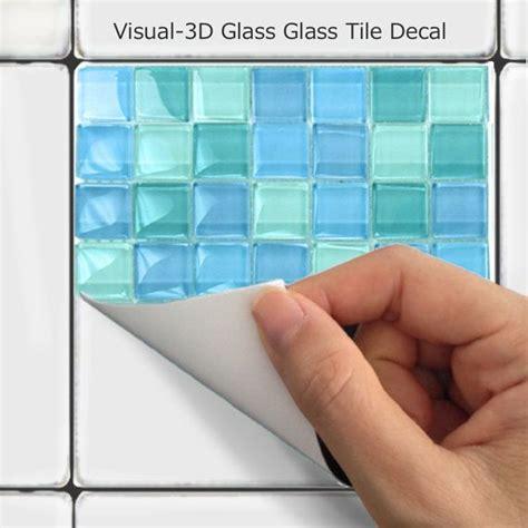 Fliesenaufkleber Mosaik Bad by Kitchen Bathroom Tile Decals Vinyl Sticker Mosaic Ms006