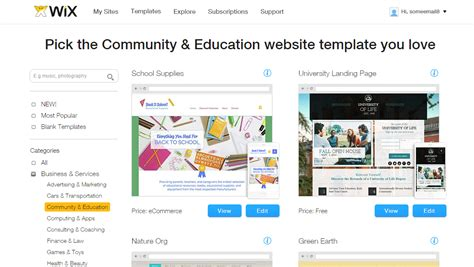 transferring template to new website wix wix vs choosing the right platform