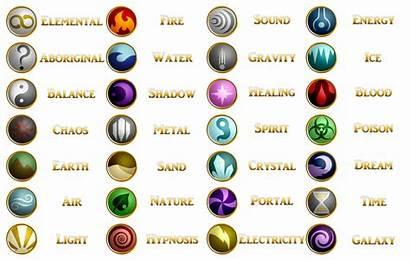Elemental Deviantart Pendants Drawing