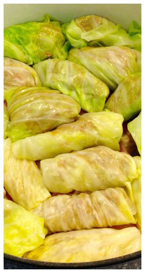 cabbage rolls in oven cabbage roll dutch ovens and cabbages on pinterest