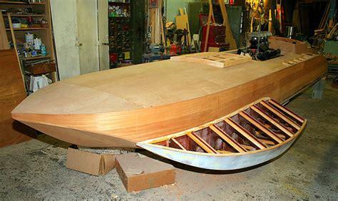 ventnor hydroplane plans  design