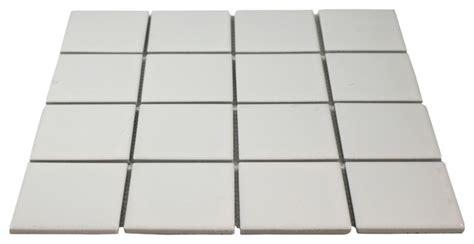 marble tile depot arctic white square porcelain mosaic 3x3 mosaic tile houzz