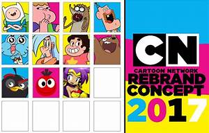 My Cartoon Network Rebrand Concept 2017 by jared33 on ...