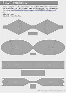uk craft blog creating making baking the things she With felt bow tie template