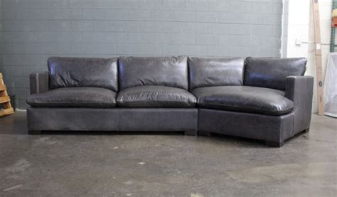 cuddler sectional sofa canada reno leather sectional sofa with cuddler in glove