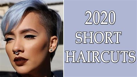 Short Haircuts 2020 YouTube