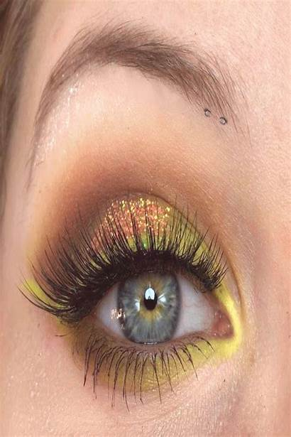 Makeup Eye Smokey Tutorial Eyeball Queen Glittery
