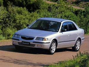 Mazda 626  Mk 5  Sedan Specs  U0026 Photos