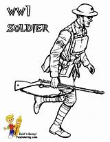 Soldier Coloring War Pages Army Clipart Wwi Military Template Print Ww1 Cliparts Civil Sketch Yescoloring Boys Printable Library Getcolorings Historic sketch template